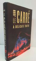 John Le Carre A DELICATE TRUTH  1st Edition 1st Printing Hardcover DJ ☆ VGC