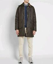 BNWT Barbour Heritage Bramble Wax Jacket Size M Olive