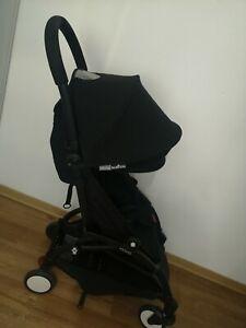 Babyzen YOYO+ Buggy Kinderwagen Schwarz , gebraucht TOP Zustand