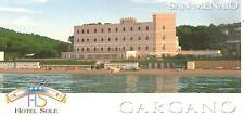 SAN MENAIO  -  GARGANO  -  HOTEL SOLE