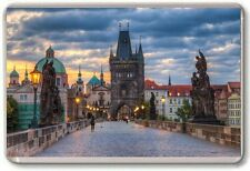 Prague Fridge Magnet 03