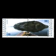 Macedonia 2001 - EUROPA Stamps - Water, Treasure of Nature - Sc 216 MNH