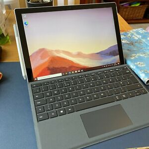 Microsoft Surface Pro 7 (1866)   i7   16 GB   256 GB   Type Cover Pen Bundle
