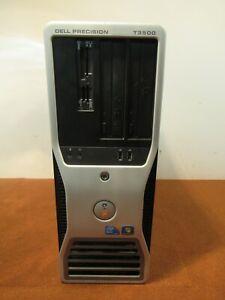 Dell T3500 Precision Server Xeon Windows 7