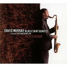 David Black Saint Murray Quartet Featuring Cassandra Wilson - Sacred Ground [CD]