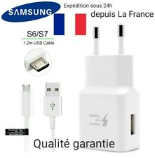 Chargeur RAPIDE Cable SAMSUNG ORIGINAL Galaxy S6 S7 Note 4 5 Edge + Plus