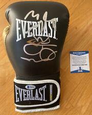 Shakur Stevenson Andre Ward Signed Autographed Everlast Boxing Glove Beckett COA