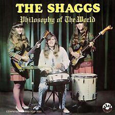 THE SHAGGS - PHILOSOPHY OF THE WORLD   VINYL LP NEU