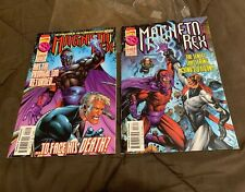 X-Men Special Event Magneto Rex 2 & 3 VF Marvel Comics July 1999 FAST SHIPPING
