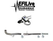 Chevy GMC Duramax LML 6.6L 2015.5-2016 EGR DPF DEF Delete Kit EFI Live Tuner New