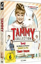DIE TAMMY Collection TV-SERIE +SPIELFILME Debbie Reynolds 6 DVD BOX Edition NEU