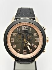 Citizen Eco-Drive Gents Chronograph Watch AT2233-05E