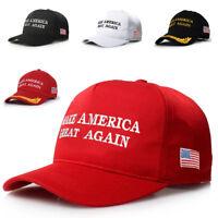 Sun Hat Make America Great Again Letter Baseball Trump Adjustable Cap For Unisex