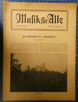 Musik für alle Zur Entstehung des Tannhäuser Verlag Ullstein Berlin H8207