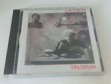 JAPAN Tin Drum  8 track DAVID SYLVIAN 1981-1985 France NO BARCODE CD