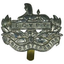 Gloucestershire Regiment Cap Badge (Slider)