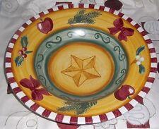 Servierplatten & -schalen aus Porzellan mit Weihnachts-Muster für die Küche