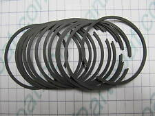 39-45153A12 Quicksilver Piston Rings 12 Pcs Mercury 65 110 HP Outboards