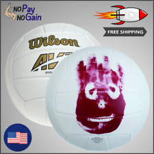 HOT Wilson Cast Away Volleyball Official Ball Size With Synthetic Leather Cover