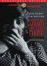 DON'T BE AFRAID OF THE DARK (1973 Special Edition) -  Region Free DVD - Sealed
