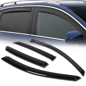 FOR 99-03 LEXUS RX300 SMOKE TINT WINDOW VISOR SHADE/VENT WIND/RAIN DEFLECTOR