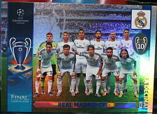 Panini Adrenalyn XL Champions League 2014/2015 #2014 Winners Real Madrid Cf