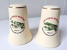 Vintage Air Force museum Dayton SPAD VII WRIGHT PATTERSON BASE OHIO SOUVENIR S&P