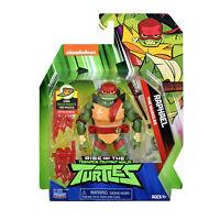 Teenage Mutant Ninja Turtles Rise Of Raphael Muscles Action Figure NEW