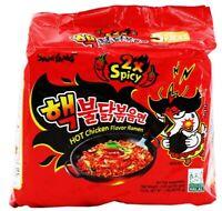 Samyang 2x Spicy Buldak Hot Chicken Flavor Ramen -- 140g 5Packs