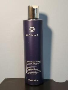 Monat Intense Repair Shampoo Infused with Rejuveniqe 8.0 oz NEW! Smooth Restore