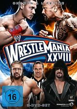 3 DVDs *  WWE - WRESTLEMANIA 28  # NEU OVP &