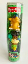 NEW Fisher Price Little People DINOSAUR TUBE - Damaged Packaging
