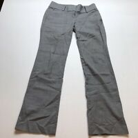 Ann Taylor Sz 00P Gray Bootcut Dress Pants A185