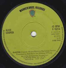 "Elected 7"" : Alice Cooper"