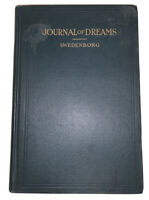 1918, EMANUEL SWEDENBORG'S JOURNAL OF DREAMS AND SPIRITUAL EXPERIENCES, 1st Ed