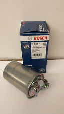 VW Transporter Caravelle T4 Fuel Filter 1.9D 1.9TD  1990-2003 Genuine Bosch
