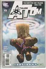 DC Comics All New Atom #15 November 2007 Countdown NM
