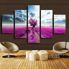 HUGE MODERN ABSTRACT WALL DECOR ART OIL PAINTING ON CANVAS  Unframed