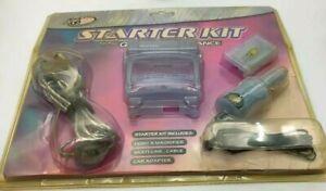 Vtg NOS Madcatz Starter Kit For Game Boy Advance Damaged Package #02396 2001
