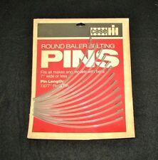 Case IH Round Baler Belting Pins