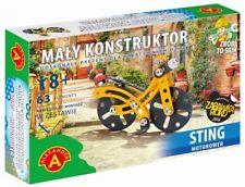 Maly Konstruktor Motorower Sting ALEX
