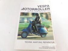 Reparaturanleitung VESPA Motorroller * Alle PK  PX Modelle seit 1970 *