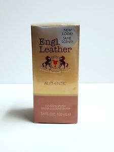 English Leather Authentic Cologne Splash for Men, 3.4 FL. OZ.as Pictures