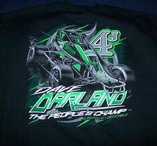 NEW Dave Darland XL Sprint Car Sweatshirt The People's Champ