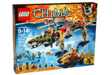 Lego CHIMA #70227 King Crominus' Rescue Building Toy Set