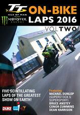TT 2016 - ON BIKE LAPS VOLUME 2 - TT Isle of Man DVD