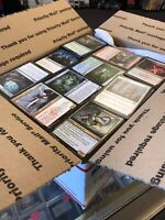 4200+ Magic the Gathering Cards commons & Uncom. Bulk Lot MTG Instant Collection