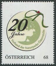 ÖSTERREICH / 8114609 / 20 Jahre Naturparke Österreichs / Postfrisch / ** / MNH