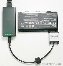 External Laptop Battery Charger for MSI A6000 A6200 CX500 CX600 CX620, BTY-L74