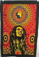 Indian Tapestry Poster Mandala WallHanging Throw Bed Tapestries Bob Marley